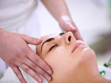Relaxation From Facial