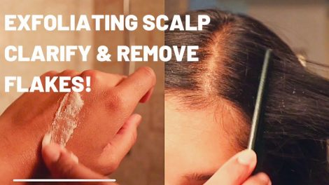 Scalp Cleaning